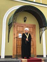 Торжественная церемония открытия Костромской мемориальной мечети