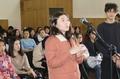 Мухтасиб Мухетдин выступил с лекциями перед студентами ведущих бишкекских вузов