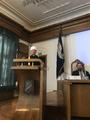 Представители ДУМ РФ принимают участие в научной-практической конференции в Минске