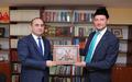 В Баку прошла презентация монографии Дамира Мухетдина «История ислама в России»