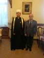 Мухтасиб Мухетдин награждён золотой медалью им. И. Ю. Крачковского