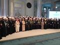 Петербургская делегация на VII Съезде ДУМ РФ