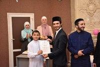 Конкурс чтецов Корана среди детей прошел в Санкт-Петербурге
