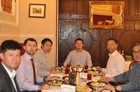 Санкт-Петербургский Мухтасибат принял китайскую мусульманскую делегацию