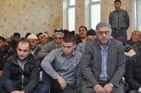 Праздник Ураза-байрам отметили правоверные Петербурга