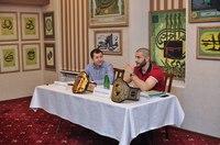 Встреча с известным бойцом Абдулой Дадаевым