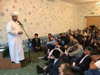 Праздник Курбан-байрам отметили правоверные Петербурга