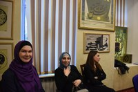 В Петербурге прошел мусульманский вечер поэзии