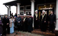 Торжественное открытие Национально-культурного дома «Луч»